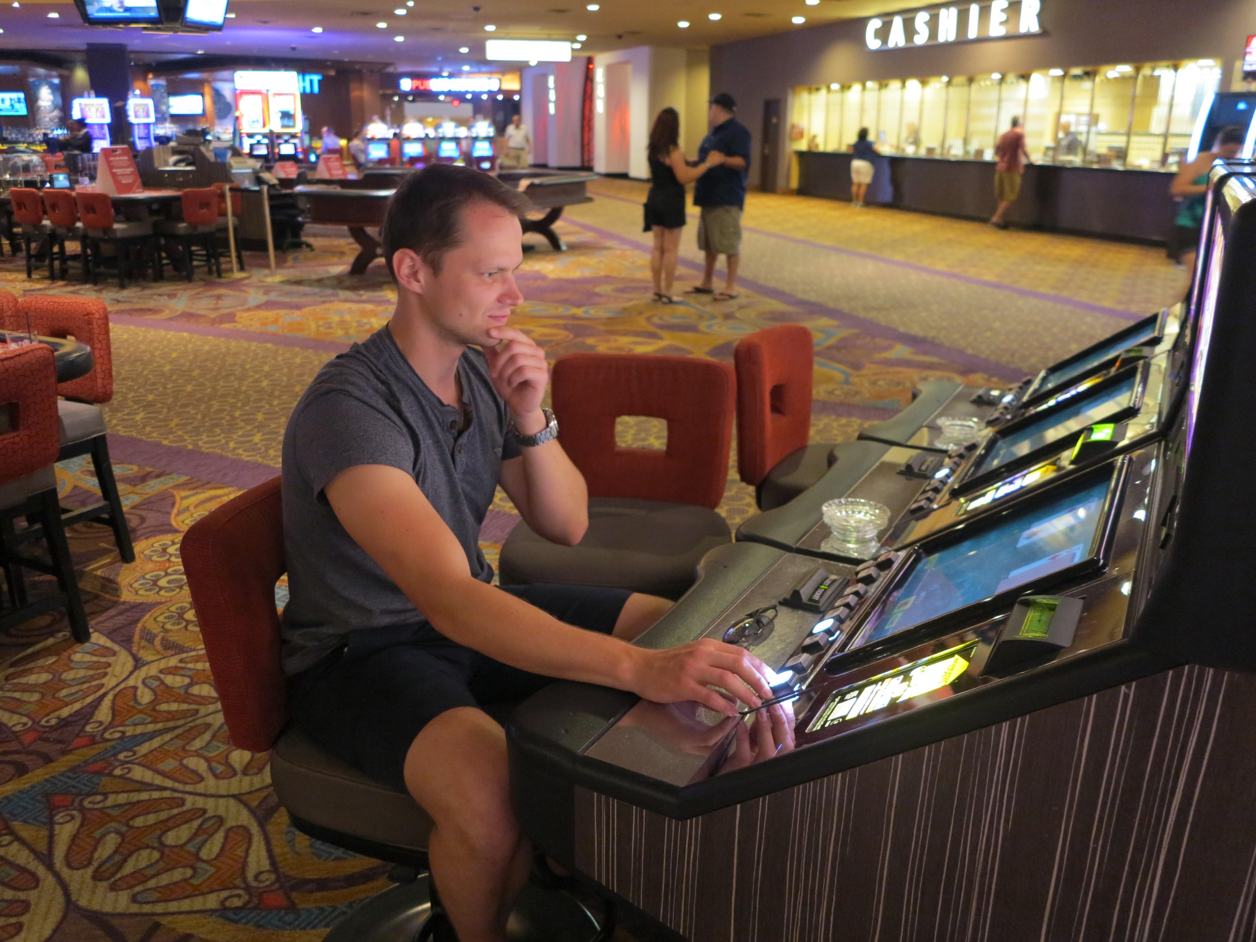Senican Karol v Las Vegas 2