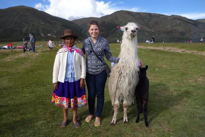 Senicanka Nika v Peru