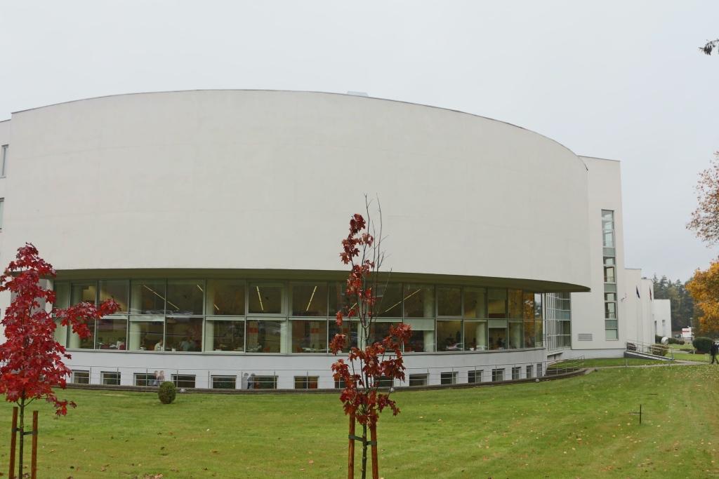 Knižnica, Vilnius