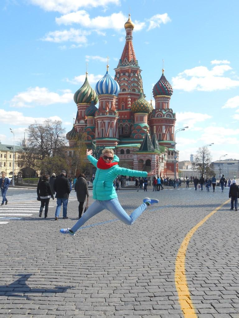 Senicanka Zuzka Moskva