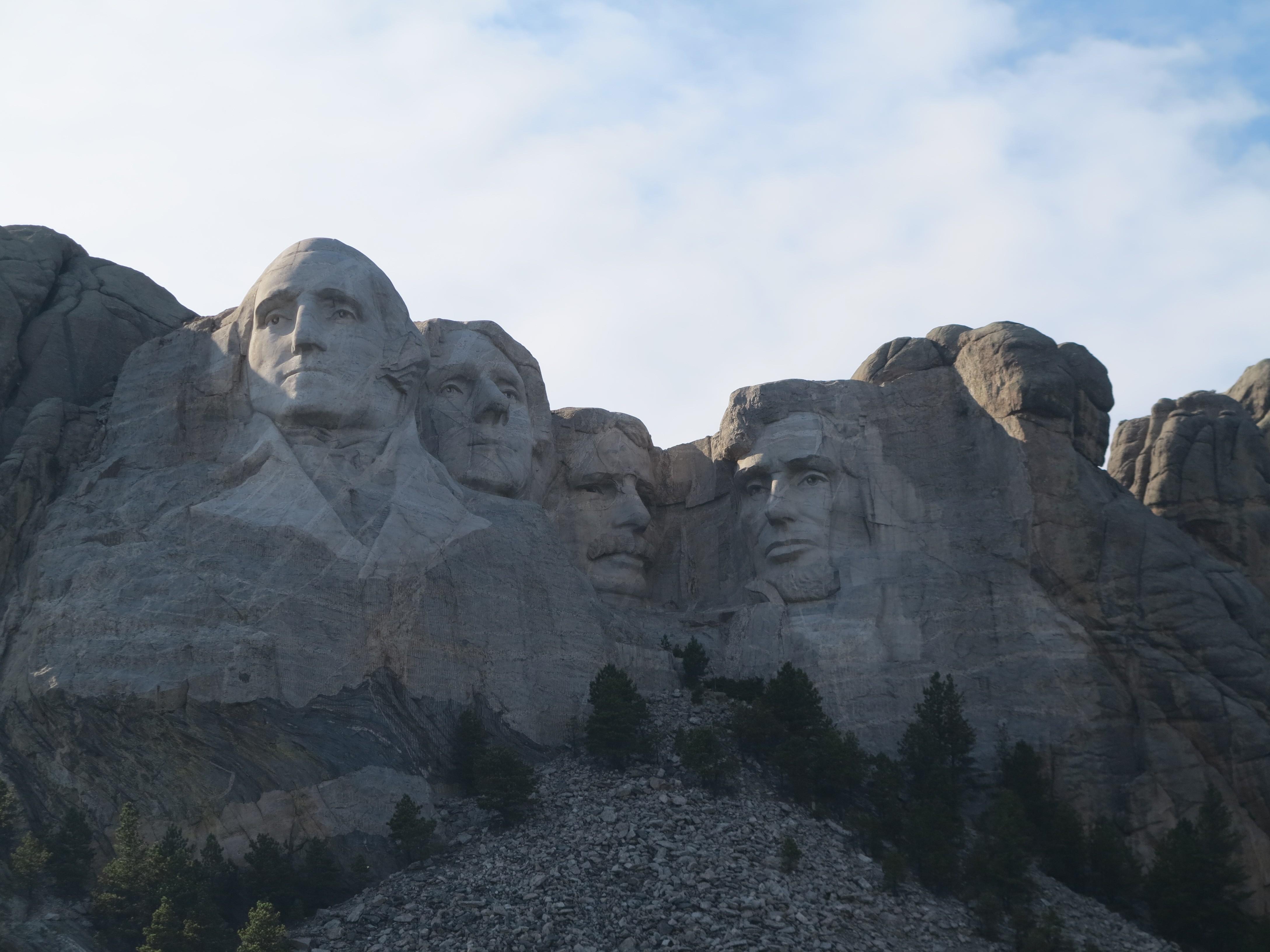 Senican Karol-Mt. Rushmore