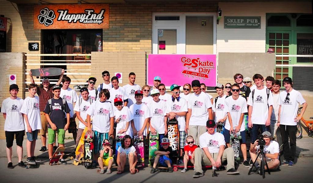 Medzinárodný deň Skateboardingu v Senici