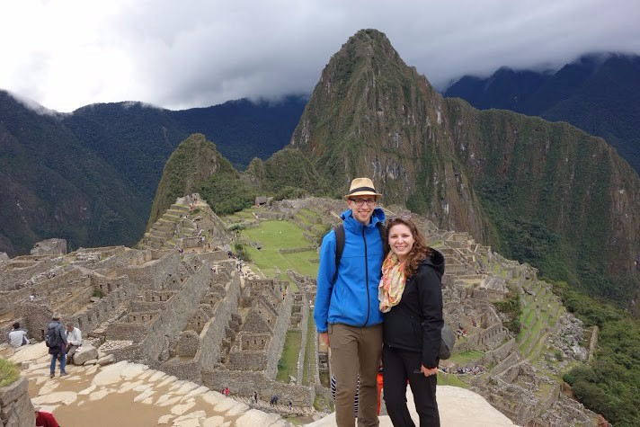 Senicania v Peru-Macu Picchu