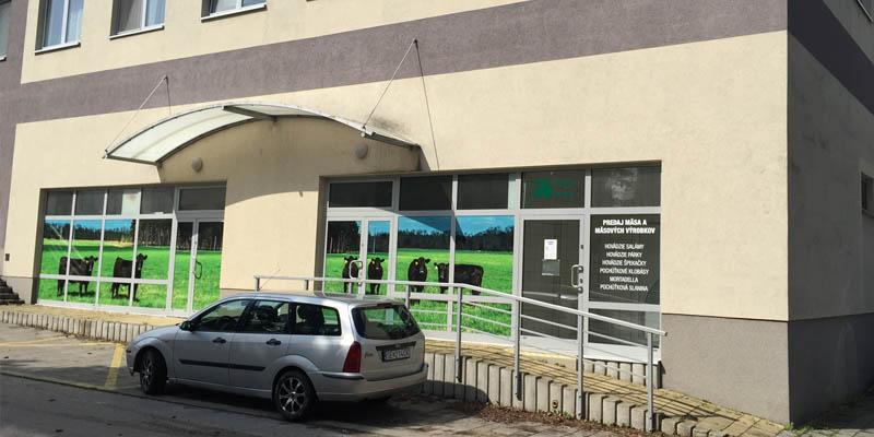 Podporuj lokálnych #14 Predajňa Angus Farma Košariská