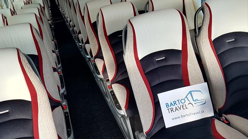 Autobusy BartoTravelu