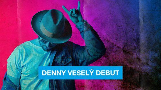 Denny Veselý: Z rozchodu sa začal liečiť spevom. Dnes vydáva svoj prvý hudobný projekt.