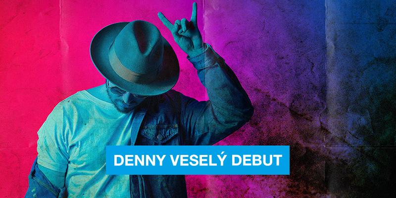 """Denny Veselý: """"Z rozchodu sa začal liečiť spevom. Dnes vydáva svoj prvý hudobný projekt."""""""