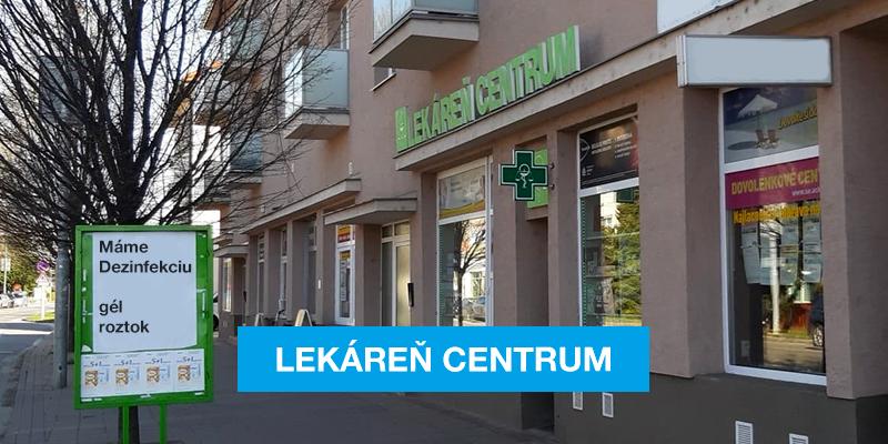 Lekáreň Centrum Senica