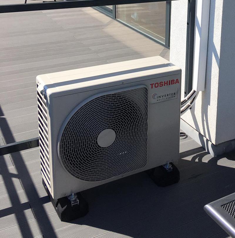 Exterierova Klimatizacia