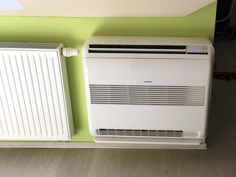 Klimatizacia Interier