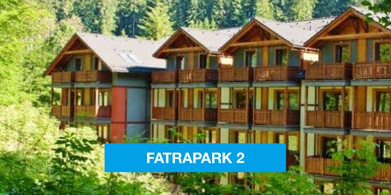 Apartmany Fatrapark 2