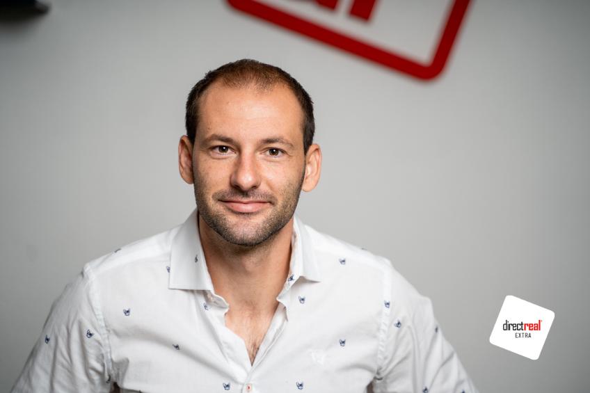 Michal Sládek, DirectReal